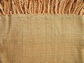 Golden Brown and green Pure Cotton Shawls